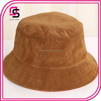 2017 new fashion sedue bucket hat for ladies yiwu suppliers