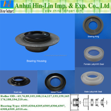 Flange Metal Housings, Conveyor Roller Bearing, Stamping Bearing Housing