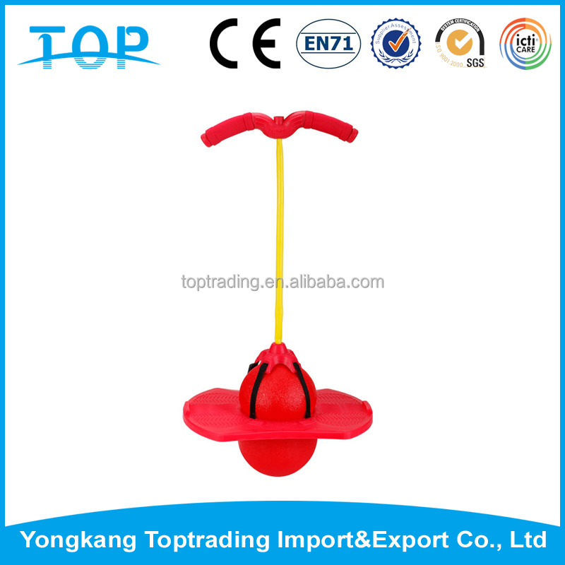 PVC inflatable balance jumping ball, jump ball made in china