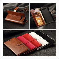 For Samsung Galaxy Grand Prime G530 magnetic pu leather slot wallet case cover
