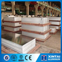 High Quality Customized Aluminium Sheet for Trailers