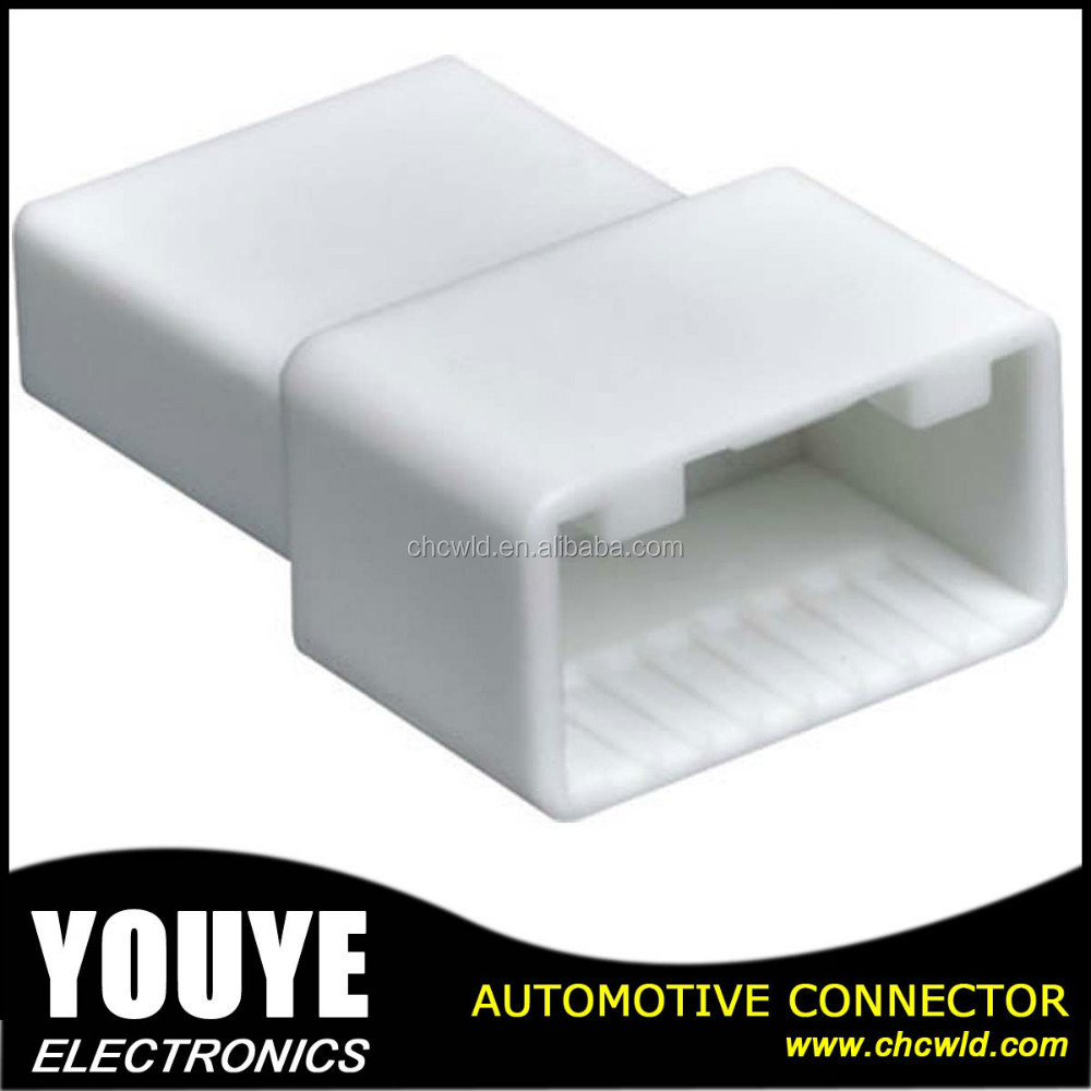 YY7161s-0.7-21 16P 0.7 pitch plastic female/male automotive connector