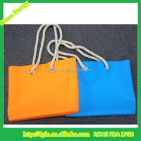 New Style Silicone Ladies Fancy Beach Bags Fashion Hand Bag
