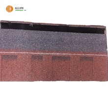 Double layer Fiberglass Asphalt Shingles
