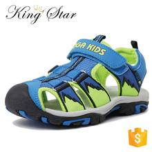 Summer Wholesale 2017 Fancy Stylish Sports Kids Children Sandals For Boys
