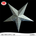 Fashionable origami paper star lantern