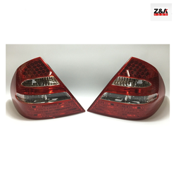 2002-2006 MercedesBenz E-Class W211 E200 E220 E260 E280 E300 Rear Taillight Brake Light LED Rear