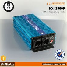 home solar power dc ac ic 2500w el panel inverter 220v inverter with USB