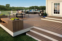 Black ipe Outdoor Wood Brazil Timber Decking
