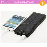 15000MAH Solar Panel Battery Charger 3.7v Factory