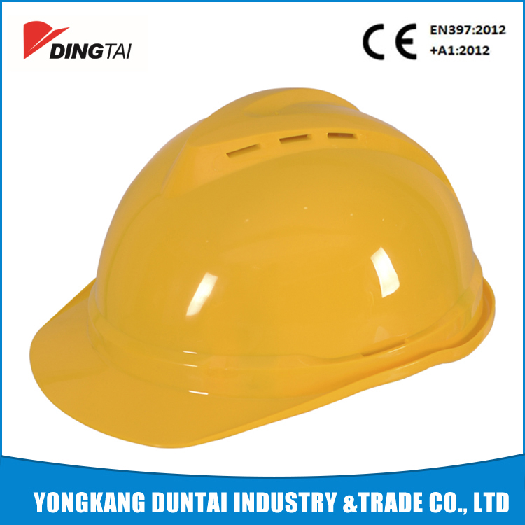 ABS CE en 397 Comfortable electrical safety helmet manufacturers