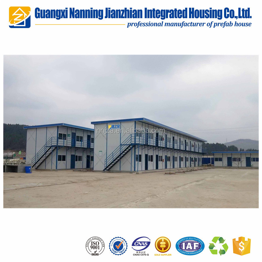 Prefabricated house prefab houses manufacturers for workers, office