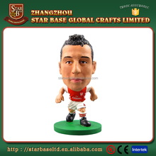 European footballer bobble head doll