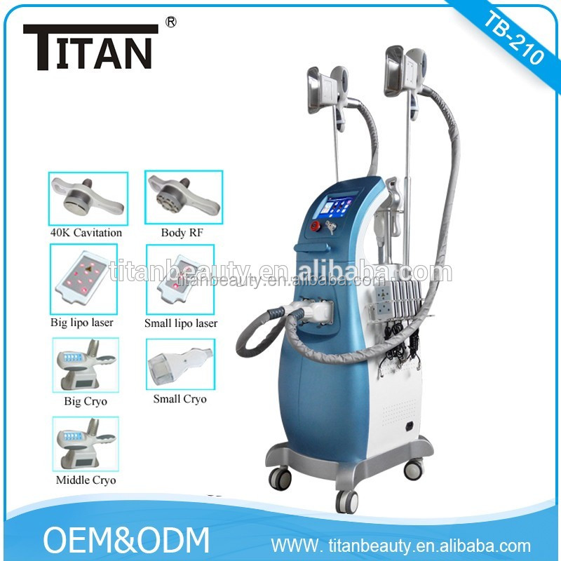 US stocked fast delivery good quality cryo fat freezing fast trim slimming machine