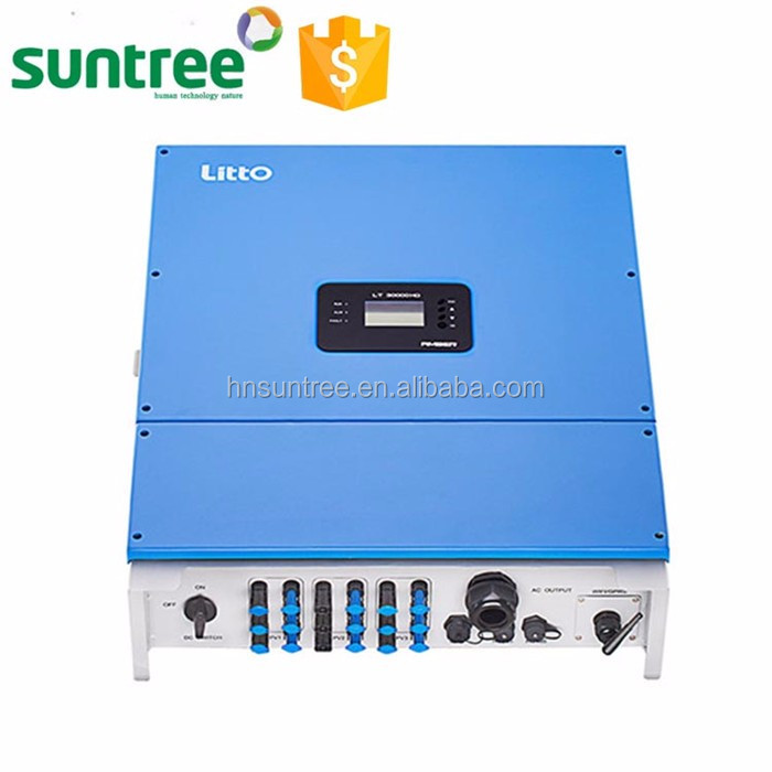 SUNTREE Hot selling new arrival 29.2A 18000w inverter pv