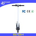 Hot sale electric folding scooter build electric motorcycle