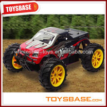 Gas powered remote control cars