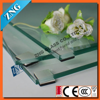 2015 10mm tempered glass weight BS6202 AS/ZNS 2208