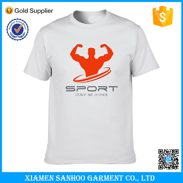 2016 Hot Sale Tshirt Custom New Products Cheap Blank T