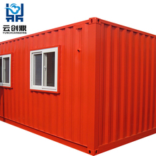 Fireproof Movable Container House Luxury Prefabricated
