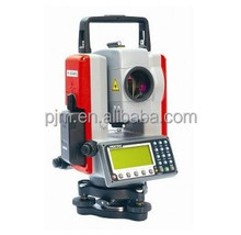 pentax r200 total station with the functional of adjustable laser plummet, 350m reflectorless EDM range