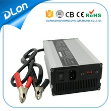 36v 12a 600w metal case golf cart battery charger