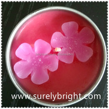 tin candle paraffin wax candle density paraffin wax