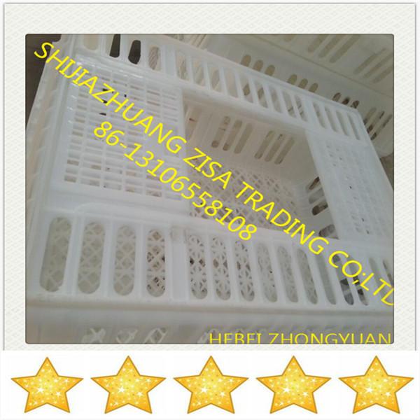 750x550x280 double door plastic chicken transport basket skype yolandaking666