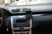 Car DAB/DAB + Receiver with FM Transmitter Hands-free Bluetooth 2.1, A2DP