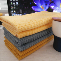 alibaba China supplier wholesale lowest price microfiber car towel for cleaning