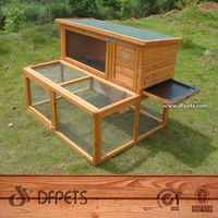 Rabbit Hutch, Rabbit Cage, Pet cages DFR054
