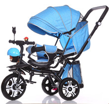 Cheap Kids Tricycle/Electric Tricycle Manufacturer in China /Hot New Model Baby Kids Pedal Trike Tricycle