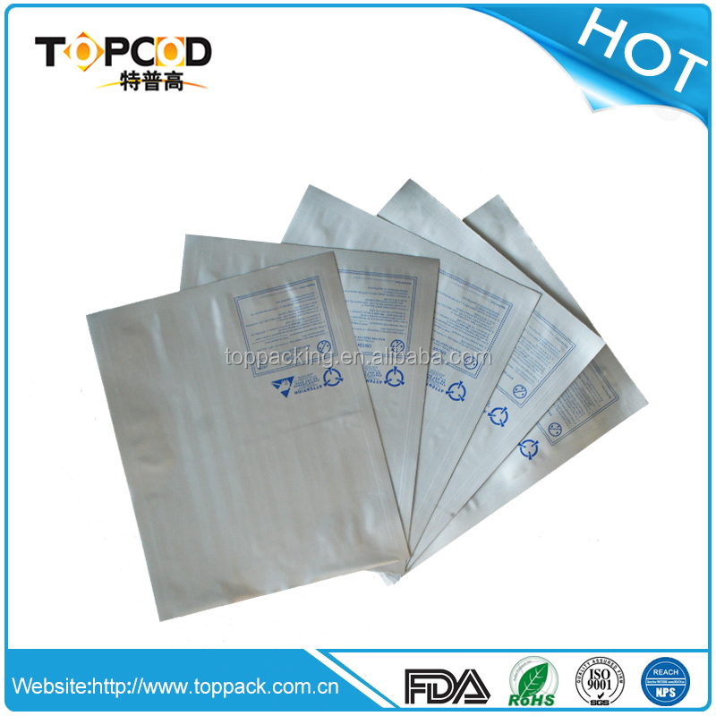 Seed aluminum foil bag with best puncture resistance for seed storage
