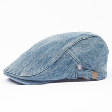 Naked Cowboy retro washing outdoor Beret For men and women Chinese wholesale manufacturers