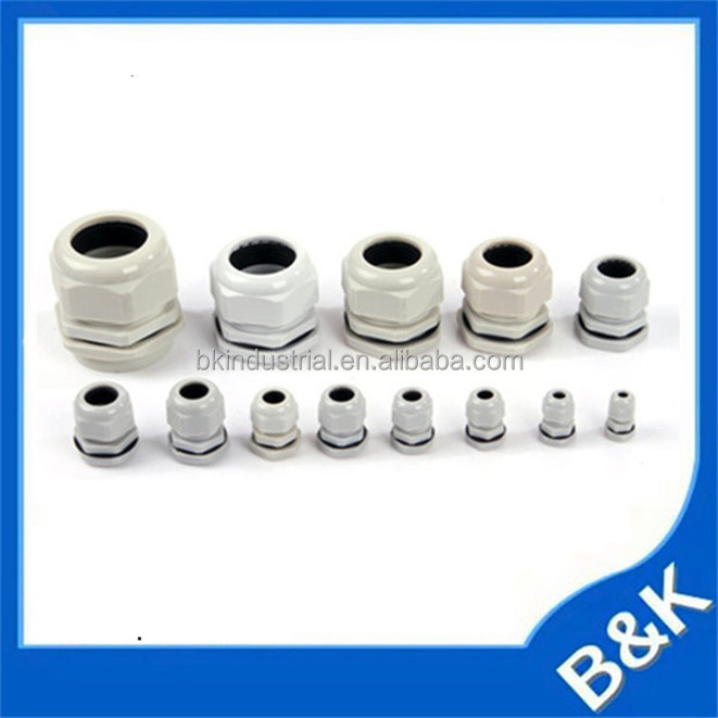 Dhaka pg/m-r plastic cable glands with ce pvc cable gland