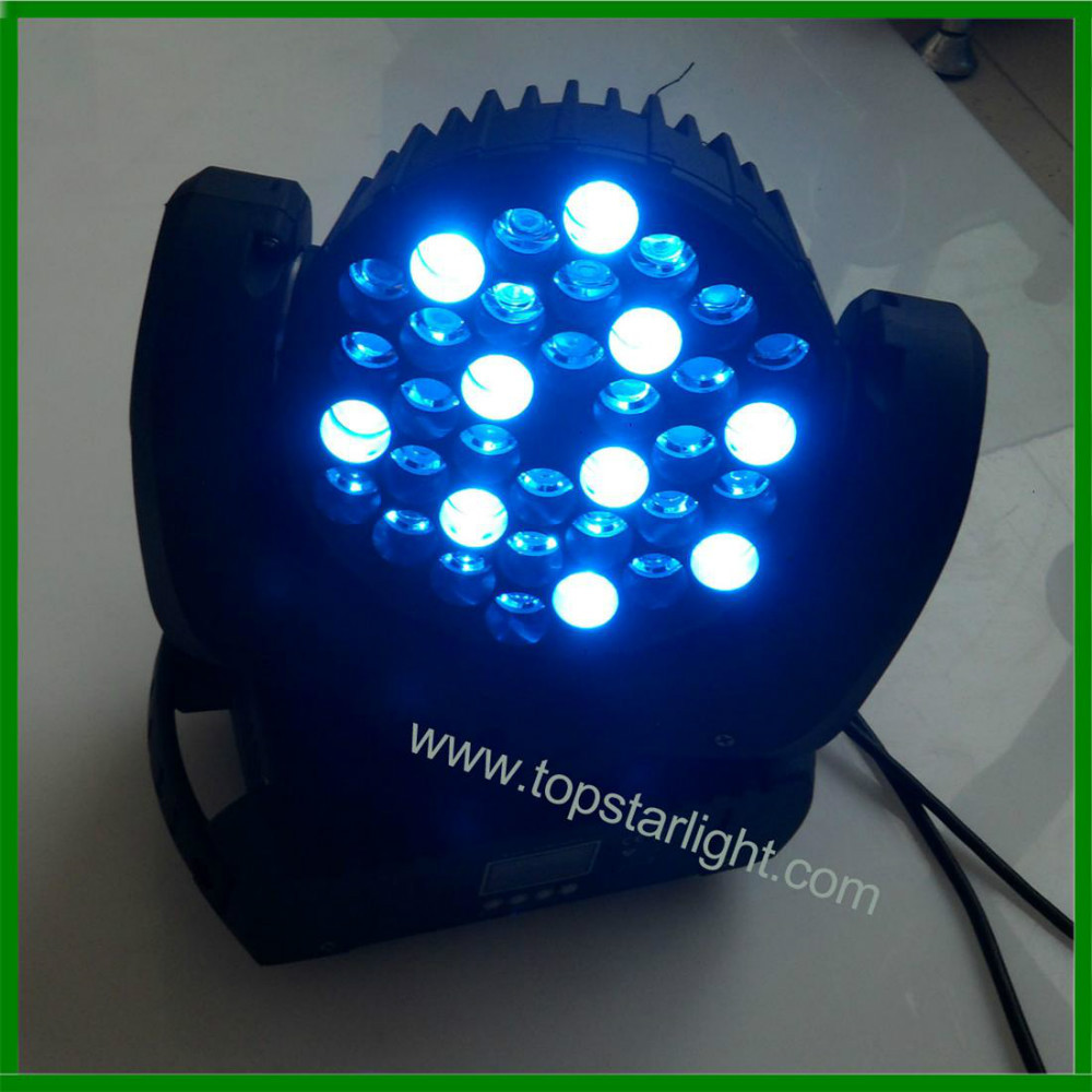 new products on china market 36*<strong>3W</strong> <strong>LED</strong> Moving Head RGBW wash light for stage