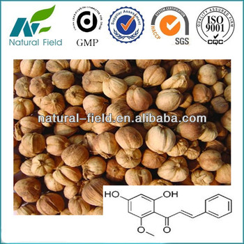 Manufacturer Supply green cardamom extract cardamonin 98% by HPLC