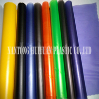 2015 Huiyuan Sale PVC Frosted Plastic Film in rolls