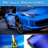 CARLIKE Paypal Payment Fashion Chrome Brushed Car Wrap Vinyl Material