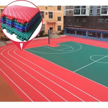 China pp plastic removable outdoor plastic deck floor covering manufacture and factory