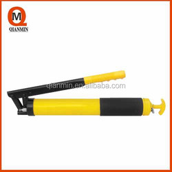 HX-1003 Bestselling grease gun 600CC transparent heavy machinery hand grease gun