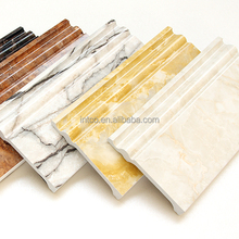 INTCO marble flooring decorative baseboard