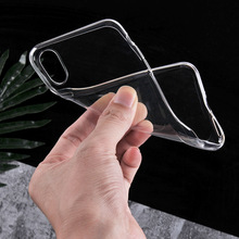 mobile phone accessories, transparent phone case for mobile phone