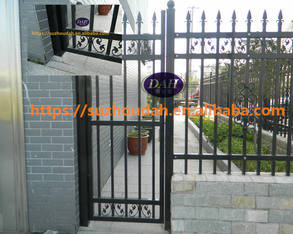 Used Wrought Iron Door latest main gate designs