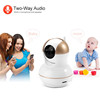 automatically ratate ptz two-way audio megapixel wifi Home Surveillance baby monitor and Camera with 64G memory card
