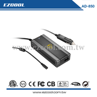 Dongguan factory 90W Universal Combo DC to DC & AC to DC Laptop adapter AD-850 (2 in1 car and home)