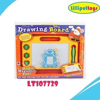 Educational erasable magnetic drawing board toys
