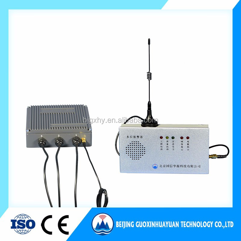GSM wireless water level controller, wireless GSM remote monitoring system