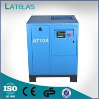 5.5kw Direct connection screw air compressor