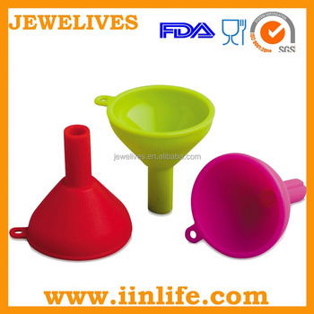 AMAZON Hot Silicone Funnel,Mini Funnel,Oil Funnel Wholesaler